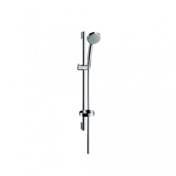 Hansgrohe Croma 100 Mono hand shower/ Unica'C wall bar